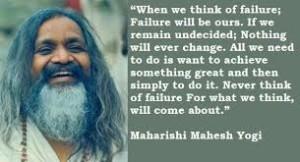 Maharishi-Mahesh Intention